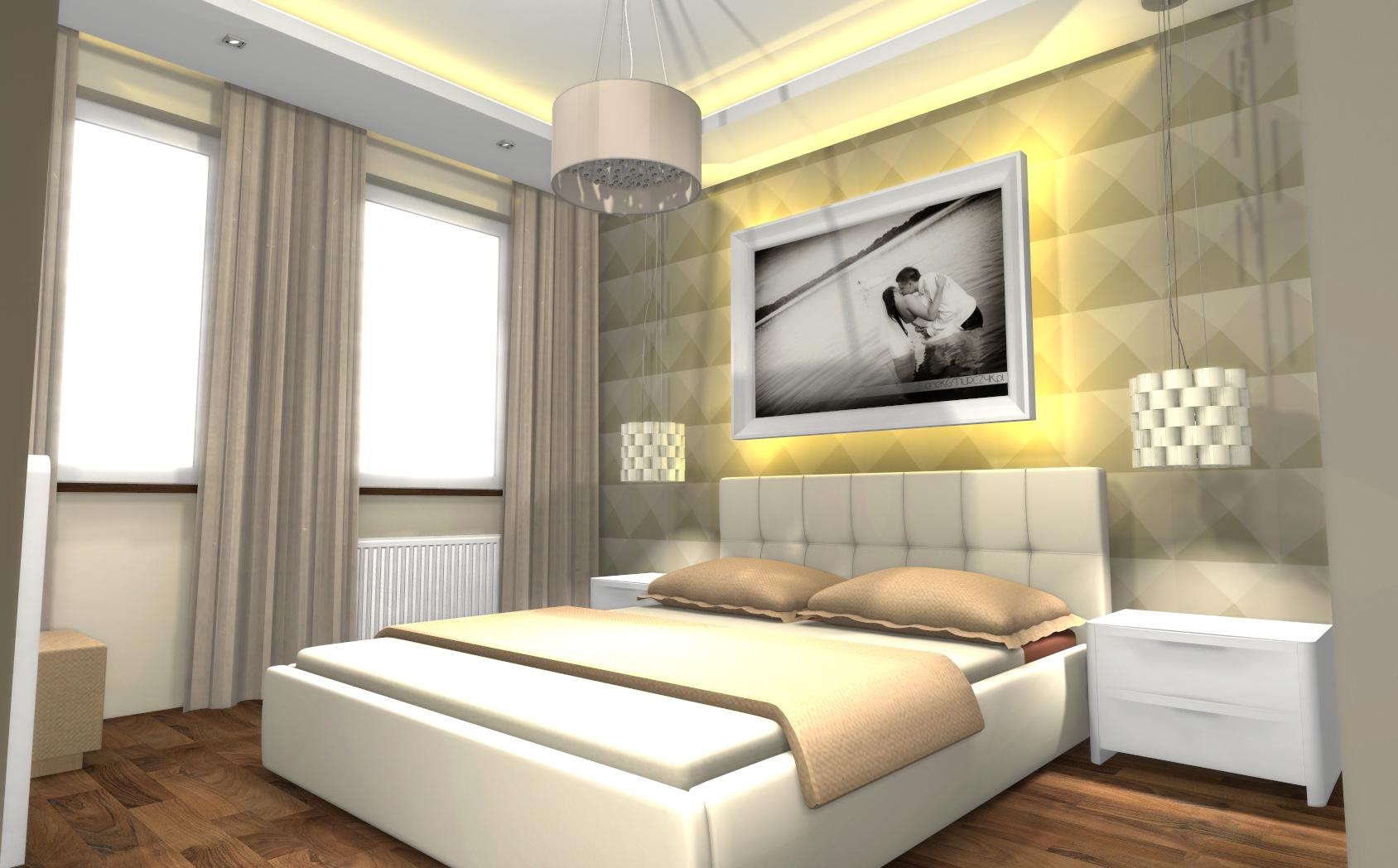 artehaus projektowanie wn trz na odleg os online projekty sypialni. Black Bedroom Furniture Sets. Home Design Ideas